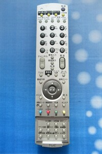 ジャンク品 Victor ビクター RM-C1630 LH/LC テレビリモコン LT-40LH700 LT-37LC70 LT-32LC70 管理番号V-5421