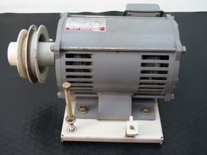 【ジャンク品】三菱/MITSUBISHI 三相200V インダクションモーター SB-JR 動作未確認 即納!代引・領収書OKです♪