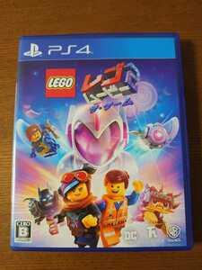 中古 PS4 レゴ ムービー2 ザ・ゲーム