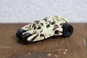 トミカ タカラトミー ドリームトミカ バットモービル カモフラージュver. Batmobile 4th Camouflage version 未使用品