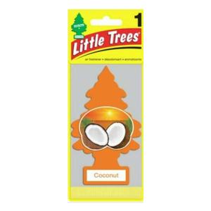 Little Trees リトルツリー エアフレッシュナー 釣り下げ式 ココナッツ 芳香剤