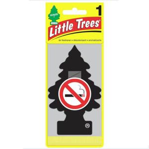 Little Trees リトルツリー エアフレッシュナー ノー・スモーキング Crisp'n Cool 釣り下げ式芳香剤