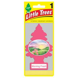 Little Trees リトルツリー エアフレッシュナー モーニング・フレッシュ Morning Fresh 釣り下げ式 芳香剤