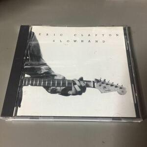 エリック・クラプトン スローハンド USA盤CD