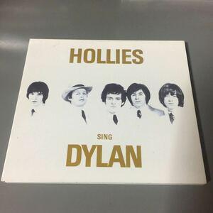 ホリーズ シング・ディラン EU盤CD【デジパック仕様】