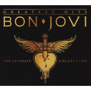 CD ボン・ジョヴィ グレイテスト・ヒッツーアルティメット・コレクション(2CD) 4988005634511