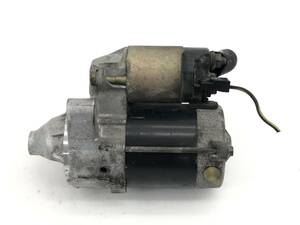 _b44997 スズキ アルトワークス ie/s Fリミテッド E-HB11S セルモーター スターター F6A 31100-70B21 / 128000-6672 HA11S HA21S HB21S