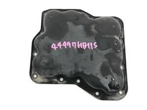 _b44997 スズキ アルトワークス ie/s Fリミテッド E-HB11S トランスミッション オイルパン F6A