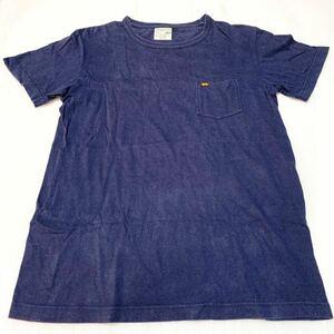 米軍放出品 ALPHA アルファ 兵士私物 半袖シャツ Mサイズ