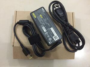 新品 NEC LaVie Z PC-LZ650SSB PC-LZ650SSS PC-LZ650NSB PC-LZ650NSS ACアダプター 20V 3.25A 電源ケーブル付属