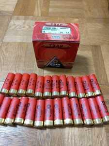 【送料無料】MAXAM GB ダミーカート ショットガン M870 M3 M4 M1100 KSG SGR AA12 空薬莢 12番 25本 箱付