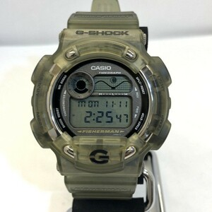 美品 G-SHOCK ジーショック CASIO カシオ 腕時計 DW-8600MS FISHERMAN フィッシャーマン RY3939
