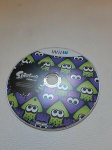 スプラトゥーン ソフト WiiU