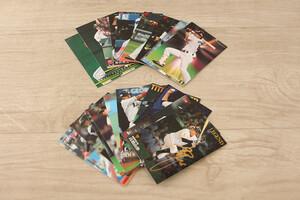 カルビー プロ野球チップス 巨人 ジャイアンツ 高橋由伸 金箔サインカード 2016年 レジェンド 1枚 他18枚 計19枚まとめて