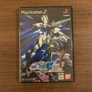 PlayStation2ソフト ガンダムSEED 連邦軍vsZAFT