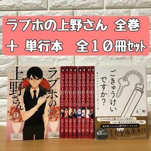 「ラブホの上野さん 全巻 完結」 + 「ごきゅうけいですか?」 10冊セット