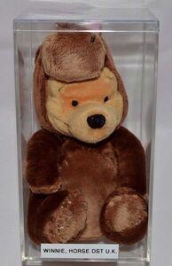 Disney ディズニー イギリスのディズニーストア限定品 クマのプーさん 限定 レア 入手困難 ぬいぐるみ 人形 馬 イギリス