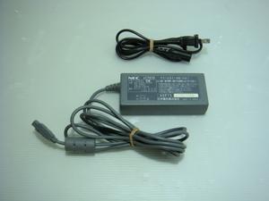 NEC 純正ACアダプターADP75 13.5V~0.8A/2.5A PC-9821NB-U01