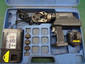 ■泉精器 電動油圧式圧着工具 REC-150F  IZUMI イズミ 電動油圧式工具 【0】