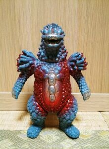 Bandai 円谷プロ ウルトラ怪獣シリーズ ソフビ ベロクロン 1989年版 全高約15cm