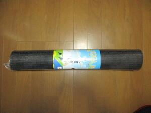 ヨガ マット 厚5mm 163×61cm ピラティス エクササイズ フィットネス トレーニング 未使用品