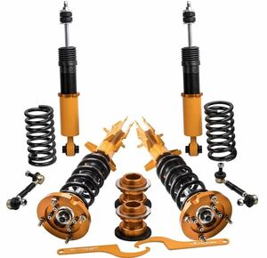 max peedingrods Ford Mustang 05y~14y Full Tap shock absorber absorber damping force Camber adjustment equipped receipt issue possibility