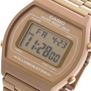 カシオ CASIO 腕時計 メンズ レディース B640WC-5A クォーツ ブロンズ ブロンズ