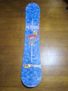 即乗 BURTON バートン スノーボード DOMINANTドミナント 154cm*011mossDEATHLABELride