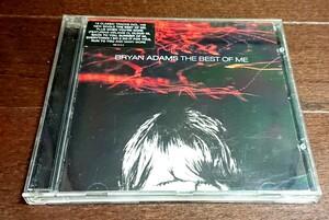 【ベスト盤】ブライアン・アダムス「ベスト オブ ミー」