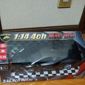 【新品未開封】1:14 4ch BIG RC カラー ブラック ラジコンカー