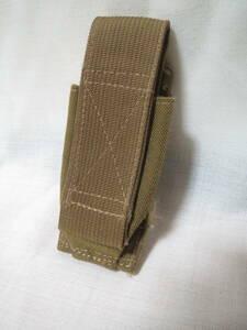 ★実物 アメリカ海兵隊 9mm MAGAZINE POACH マガジンポーチ 私物?イラク アフガニスタン