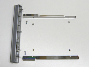 SONY VAIO PCG-7X2N スリム 薄型 内蔵 光学ドライブ用 マウンタ & ベゼル #1120-2353