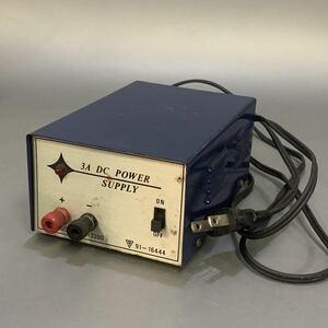 桃14)HM-3200 3A DC POWER SUPPLY パワーサプライ 通電確認