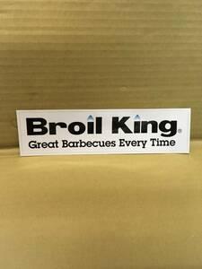 Sticker / Broil King Broil King
