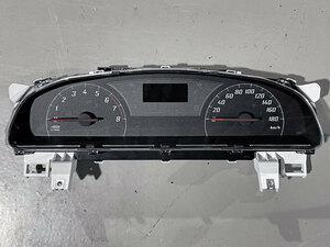 令和2年シエンタ 1.5X ガソリン 走行1,000km 83800-5CX20 純正メーターパネル