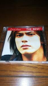 通常盤CD Aucifer THE BEST 帯あり リュシフェル