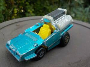 7349:マッチボックス ヴィンティージ ミニカー TYRE FRYER 送料全国一律385円