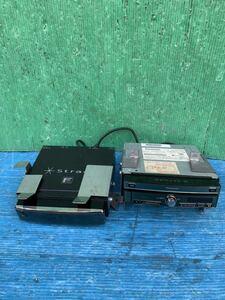 現状品 パナソニック HDDナビ CN-HX1000D CD/DVD/SD/iPod/Bluetooth フルセグ 地デジ 地図