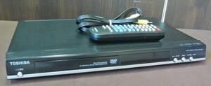 TOSHIBA(東芝) 再生専用タイプ・DVDプレーヤー SD-290J・・・・・