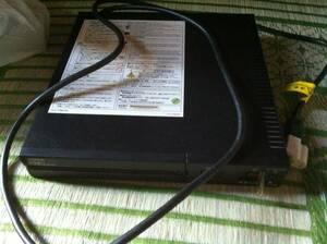 オムロン ソーシアルソリューションズ BX35F 無停電電源装置 ジャンク品