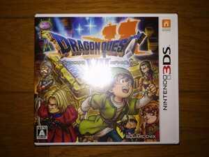 3DS ソフト ドラゴンクエストVII エデンの戦士たち 新品・未開封