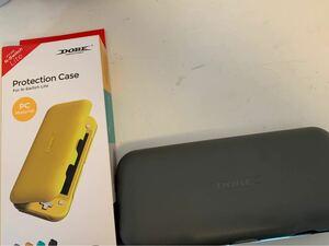 Nintendo Switch Lite用 保護ケース カバー プロテクションケース ニンテンドースイッチライト グレー