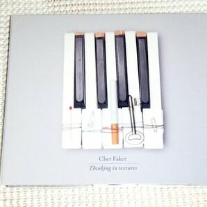 Chet Faker チェット フェイカー Thinking In Textures / Nicolas Jaar mabanua remix 含む3曲追加盤/ チルアウト エレクトロニカ R&B 良作
