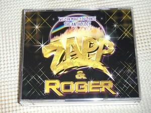 廃盤 2CD Zapp & Roger Troutman ザップ ロジャー The Anthology We Can Make You Dance / P-FUNK 後継 ファンク 大量29曲入 WPCR 11201