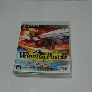 【PS3】 Winning Post 8 [通常版]