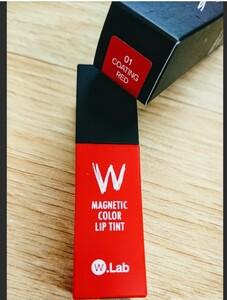 MAGNETIC COLOR LIP TINT/マグネチックカラーリップティント 韓国  口紅