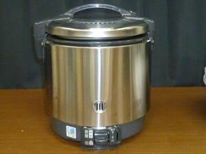 SL12ee) 都市ガス リンナイ 業務用 炊飯器 涼厨ガス炊飯器 リンナイ RR-S100GS