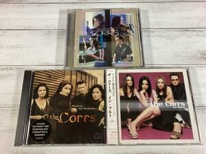 即決 M8334 ザ・コアーズ(The Corrs) CD アルバム 3枚セット|Forgiven, Not Forgotten|In Blue|The Best Of The Corrs|