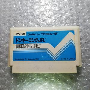 動作確認済 ドンキーコング Jr ファミコン