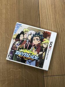 ◆ニンテンドー 3DS ベイブレードバースト ソフト USED◆